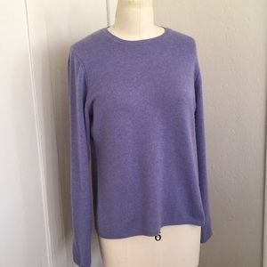 Charter club cashmere crew neck sweater